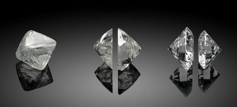Diamond Cut Process
